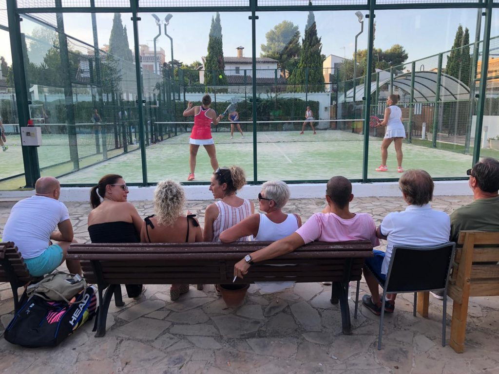 Club esportiu, Roda de Berà, Tarragona, Costa Daurada