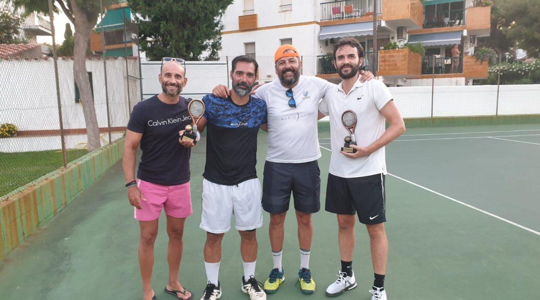Torneig de Tennis solidari 2019. Les Piscines Club Nàutic. Tarragona. Fundació catalana sindrome de down