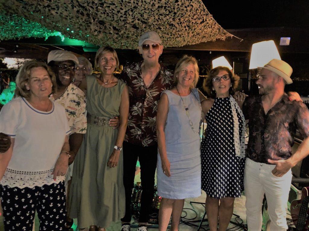 Les Piscines Club Nàutic. Tarragona. Roda de berà