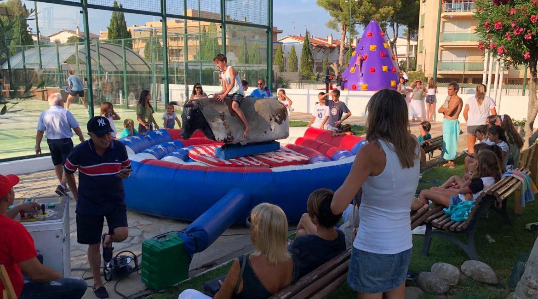 Les Piscines Club Nàutic. Dia del soci. Roda de Berà. Tarragona
