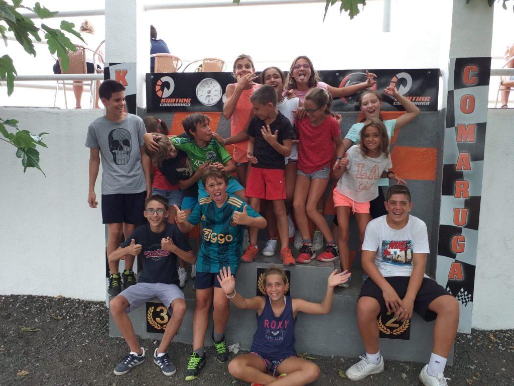 Premio concurso castillos de arena. Tarragona. Les Piscines Club Nàutic
