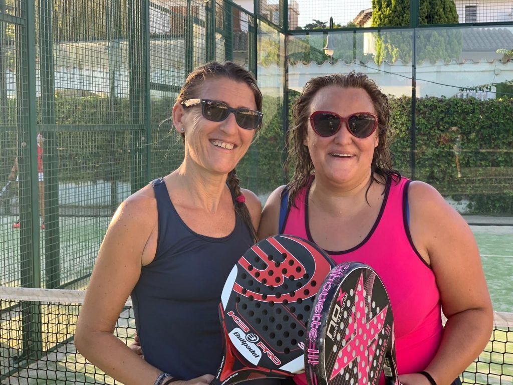 Torneo padel femenino. Tarragona. Roda de Berà