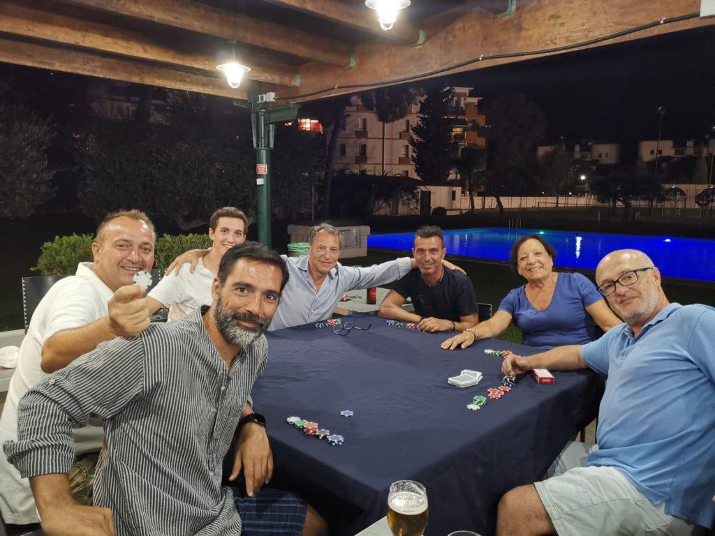 Campeonato de poker. Les Piscines Club Nàutic. Roda de Berà. Tarragona