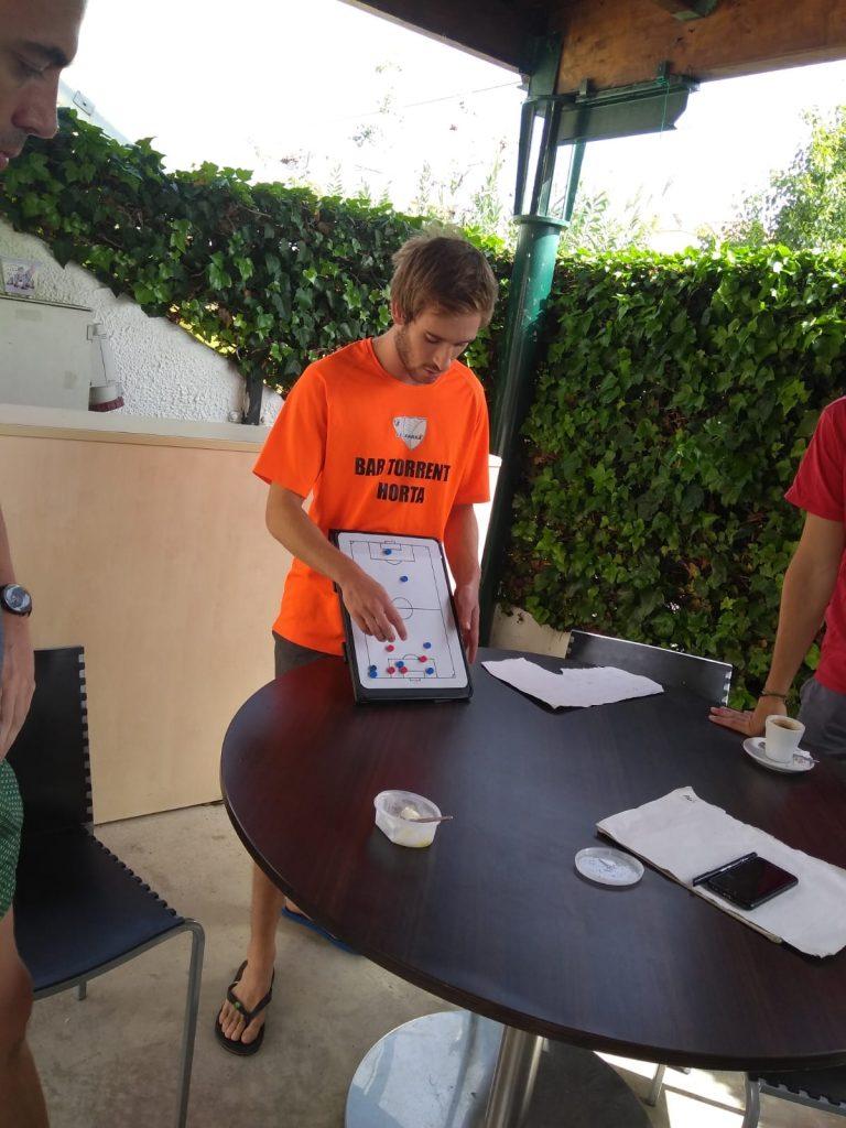 A.E.XARXA. Deportivo. esports. Stage. Les Piscines Club Nàutic. Tarragona